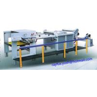 Quality Automatic Carton Box Manufacturing Machine Paper Roll to Sheet Cutter Stacker print mark Sensor for sale