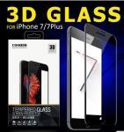 3D 0.15 Mm 9HのIphone 7/7plusのための完全な被蓋細胞の電話緩和されたガラス スクリーンの保護装置