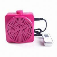 Quality 2.0-channel Computer Speakers with >85dB S/N Ratio, 4W Output Power and Magnet Speaker Drive for sale