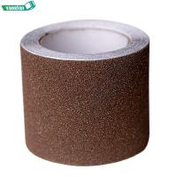 Quality Durable Anti Slip Grip Tape Brown Friction Tape For Stairs Long Lasting for sale