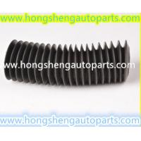 Quality Auto rubber bellow for auto steering systems for sale