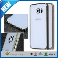 China Aluminum Samsung Galaxy Phone Case Covers Metal Bumper Hard Frame on sale