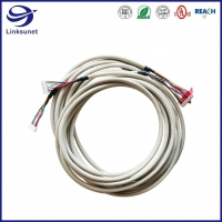 Quality Industrial wire harness with XA 2.5mm 250V Receptacle Connectors for sale