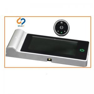 China WiFi Smart Wireless Digital Door Peephole Viewer Phone Control DIY Easy Installation 4.3 Inch on sale