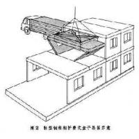 Quality China factory price of Easy installation two story light steel structure mill for sale