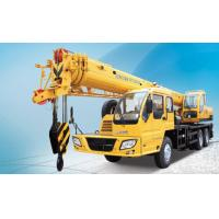 Buy cheap Hydraulic Mobile Crane QY20B.5 Truck Crane With 42.12m lifting height from wholesalers