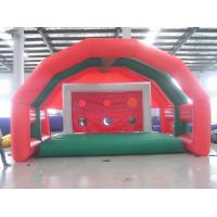 Quality inflatable football gate for sale,inflatable football player for kids,football inflatable game from china for sale