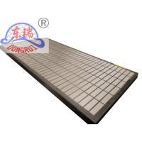 China Replacement Rock Shaker Screen , Vibration Screen Mesh Size 585*1165mm on sale