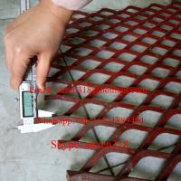 Quality heavy duty expanded metal mesh / expanded metal catwalk wire mesh for sale
