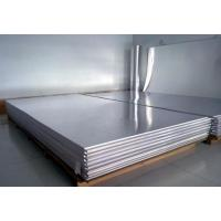 Buy Commercial Flat Aluminum Sheets ,  Constrcution Custom Size at wholesale prices