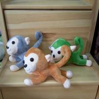 Quality Mixed stuffed plush for grab machine 6-7inches plush monkey toys for sale