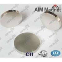Quality 20mm x 1.5mm Strong Magnetic Disc Round N35 Rare Earth Magnets Neodymium for sale