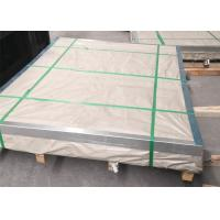 China Decoration Cold Rolled Stainless Steel Sheet 410 410s BA / 2B / NO.1 / NO.3 / NO.4 on sale