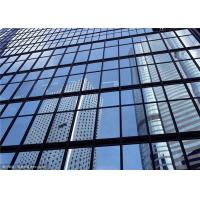 Quality 3mm - 10mm Thickness  Low Emissivity Glass , High Reflective Transparent Glass for sale