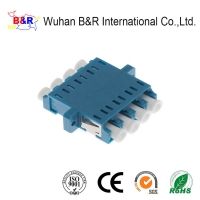 Quality Multimode Indoor 0.20dB LC Duplex Adapter for sale