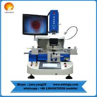 automatic ir optical alignment motherboard ic chipsets WDS-620 bga rework station