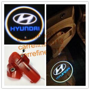 Quality Hyundai ELANTRA Led high brightness car projector logo light /LED ghost shadow light for sale