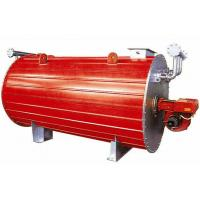 Quality 300kw Gas Fired Horizontal Thermal Oil Heating Boiler , Steel Tube for sale