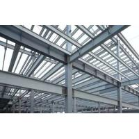 Quality Hot - Dip Galvanized Galvanized Steel Frame For Big Span Truss /Metal frame for sale