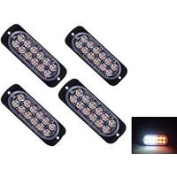 Quality Universal Super Bright Car Truck Warning Light Caution Emergency strobe light 12-24V 36W for sale