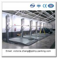 2 Vehicles Parking Basement Parking System Car Garage Hepa Car Parking Radar System