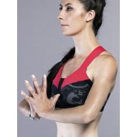 Buy Sexy Workout Vest Womens Yoga Wear / Yoga Exercise Clothes Customized at wholesale prices