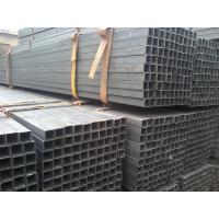 Quality thin-walled square carbon tubes for greenhouse constructures 40*40*1.5mm for sale
