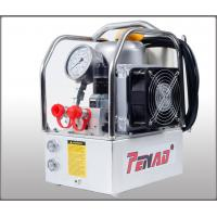 Buy cheap OEM Power Station Electric Hydraulic Pump Hydraulic Torque Wrench Powerpack from wholesalers