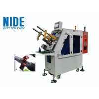 Quality Semi Auto Manual Stator Winding Inserting Machine 8 - 48 Slots For Electirc Motor for sale