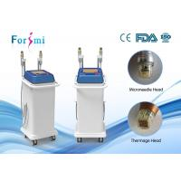 Quality best RF treatment wrinkle removal 5Mhz Thermage RF microneedle Machine FMN-II fractional needling therapy for sale
