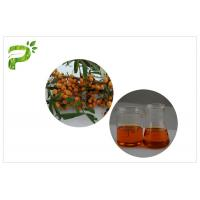 Quality Pure Seabuckthorn Fruit Seed Oil for Heart Diseases Dietary Supplement for sale