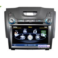 China Car Stereo for Chevrolet Chevy Holden S10 Colorado GPS Navigation DVD Autoradio on sale