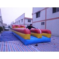 Quality Hot interesting inflatable Bungee Run for sale