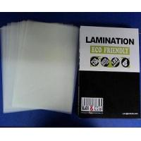 Quality a4 lamination pouches for sale