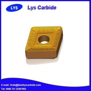 Quality Carbide insert CNMG120408,CNMG120412,CNMG160162,CNMG160616,CNMG190612,CNMG190616 for sale