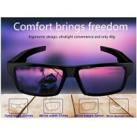 Quality China wholesale smart video glasses snapshot spectacles driving recorder sunglasses for sale