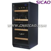 Quality Wine Cabinet, Two Zone Wine Cooler, Wine Fridge for sale