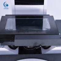 China Large Horizontal Optical Comparator Accurate Magnification Powerful Digital Readout on sale