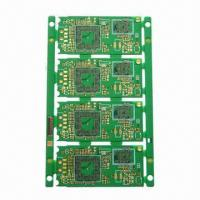 China High Frequency Double-sided PCB, Made of Rogers on sale