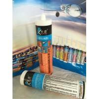 Quality Construction Window Silicone Sealant , Fast Curing Glass Silicone Sealant for sale