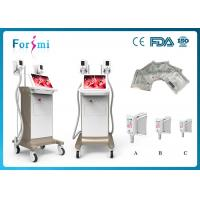 Quality belly fat loss machine 3.5 inch Cryolipolysis Slimming Machine FMC-I Fat Freezing Machine for sale