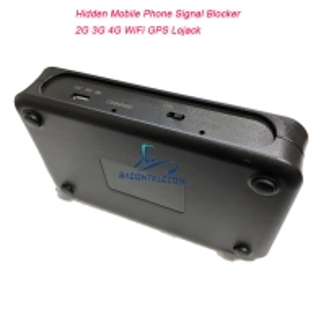 Quality Mini Hidden 8 Antennas Pocket Mobile Phone Signal Jammer Block 2g 3G 4G LOJACK GPS WIFI for sale