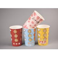 Quality Reusable Popcorn Containers / Disposable Popcorn Buckets For Promotional for sale