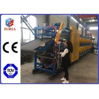 Quality Full Automatic Rubber Sheet Cooling Machine , 380/50Hz Rubber Batch Off Machine for sale