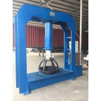 Quality 200 Ton TP200 Solid Tyre Pressing Machine Wear Resisting 2110X800X2430 mm for sale