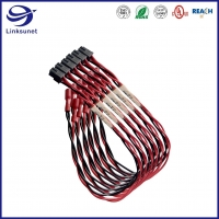 Quality Flexible Cables Add Micro Fit 3.0 43025 Female Receptacle Connector Wire Harness for sale
