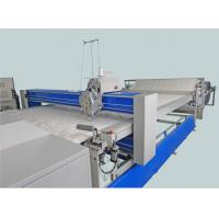 Quality Computerized Full Autoatic Single Needle Quilting Machine With Movable Head for sale