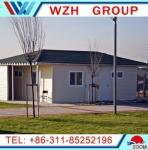 Quality prefab caravan houses /  prefab house for family for sale
