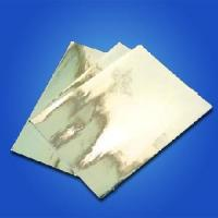 Quality Self Adhesive Film Golden Pet (RT033) for sale