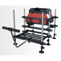 Buy cheap Aluminium Fishing Seat Boxes with Leatherette Padded Seat STBX029 from wholesalers